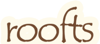 Logo roofts